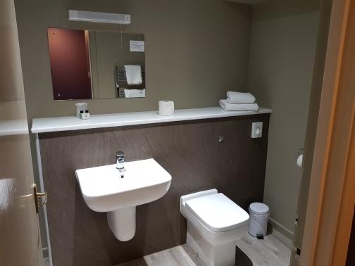 Standard King Twin Bathroom